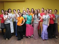 Flamenkový workshop s Anou Calí<br>17. - 19. 10. 2014